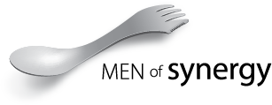 men of synergy Logo - Light BG